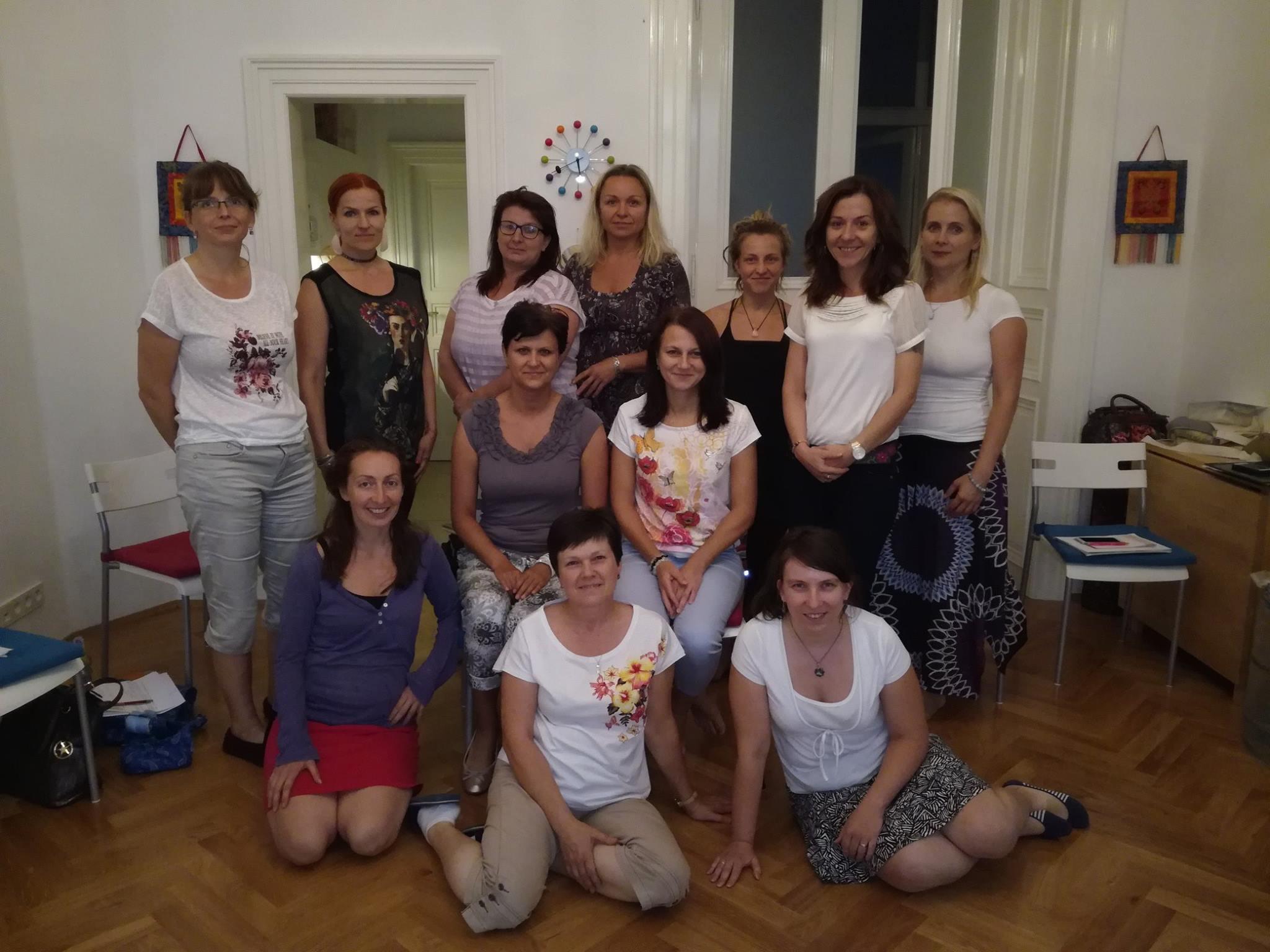 Fotografie z kurzů – Mgr. Klára Hanzalová